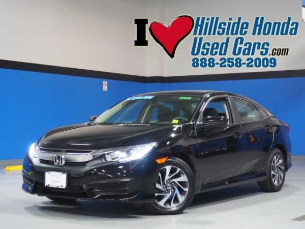 Honda Civic 2016 $18518.00 incacar.com