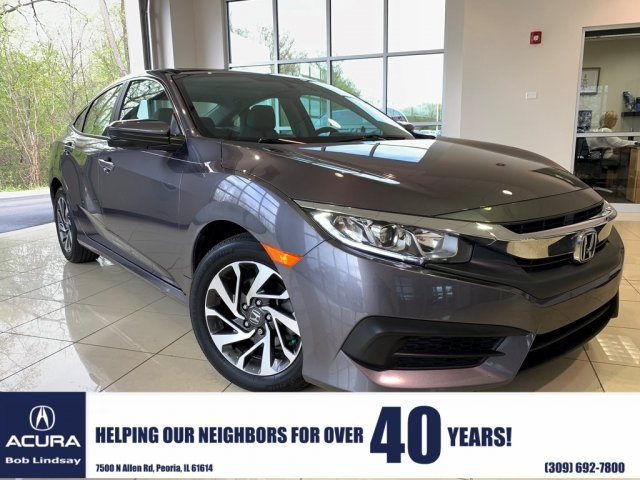 Honda Civic 2016 $16925.00 incacar.com