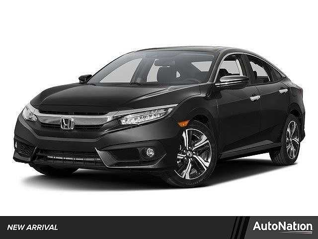 Honda Civic 2016 $19598.00 incacar.com