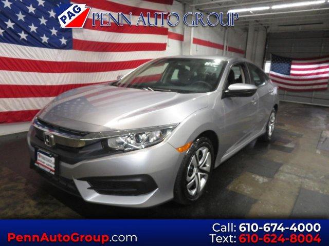 Honda Civic 2016 $14222.00 incacar.com