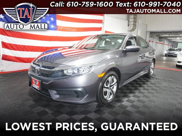 Honda Civic 2016 $14111.00 incacar.com
