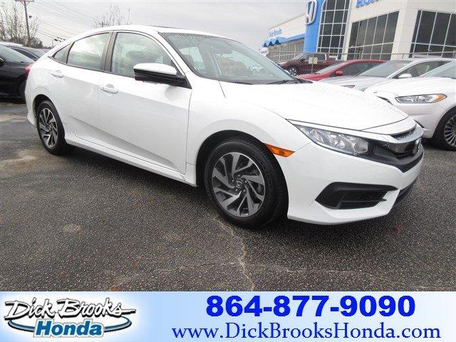 Honda Civic 2016 $17795.00 incacar.com