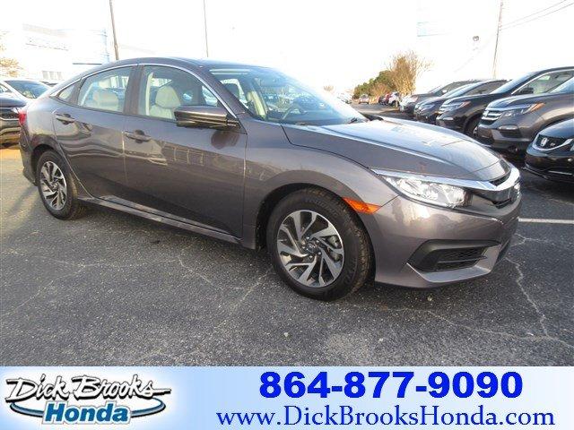 Honda Civic 2016 $17904.00 incacar.com