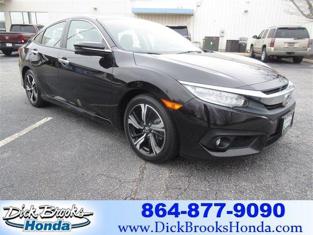 Honda Civic 2016 $20595.00 incacar.com