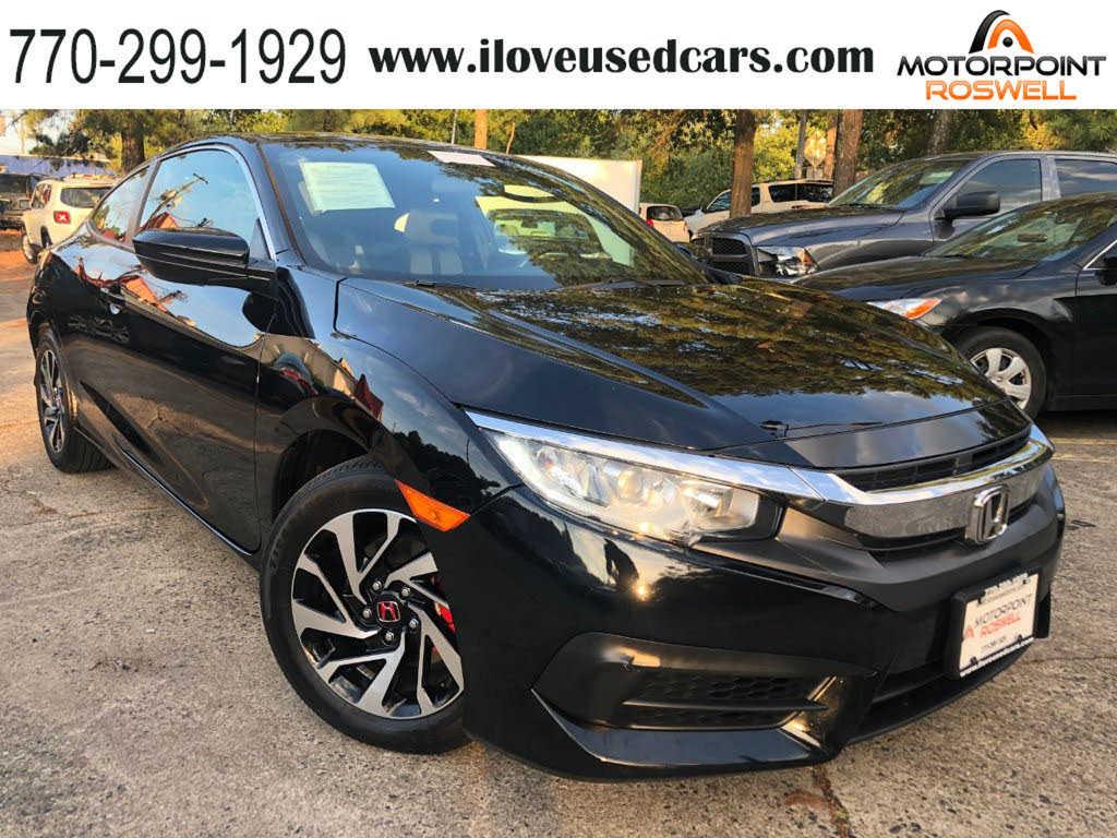 used Honda Civic 2017 vin: 2HGFC4A57HH302266