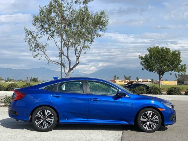 Honda Civic 2017 $12995.00 incacar.com