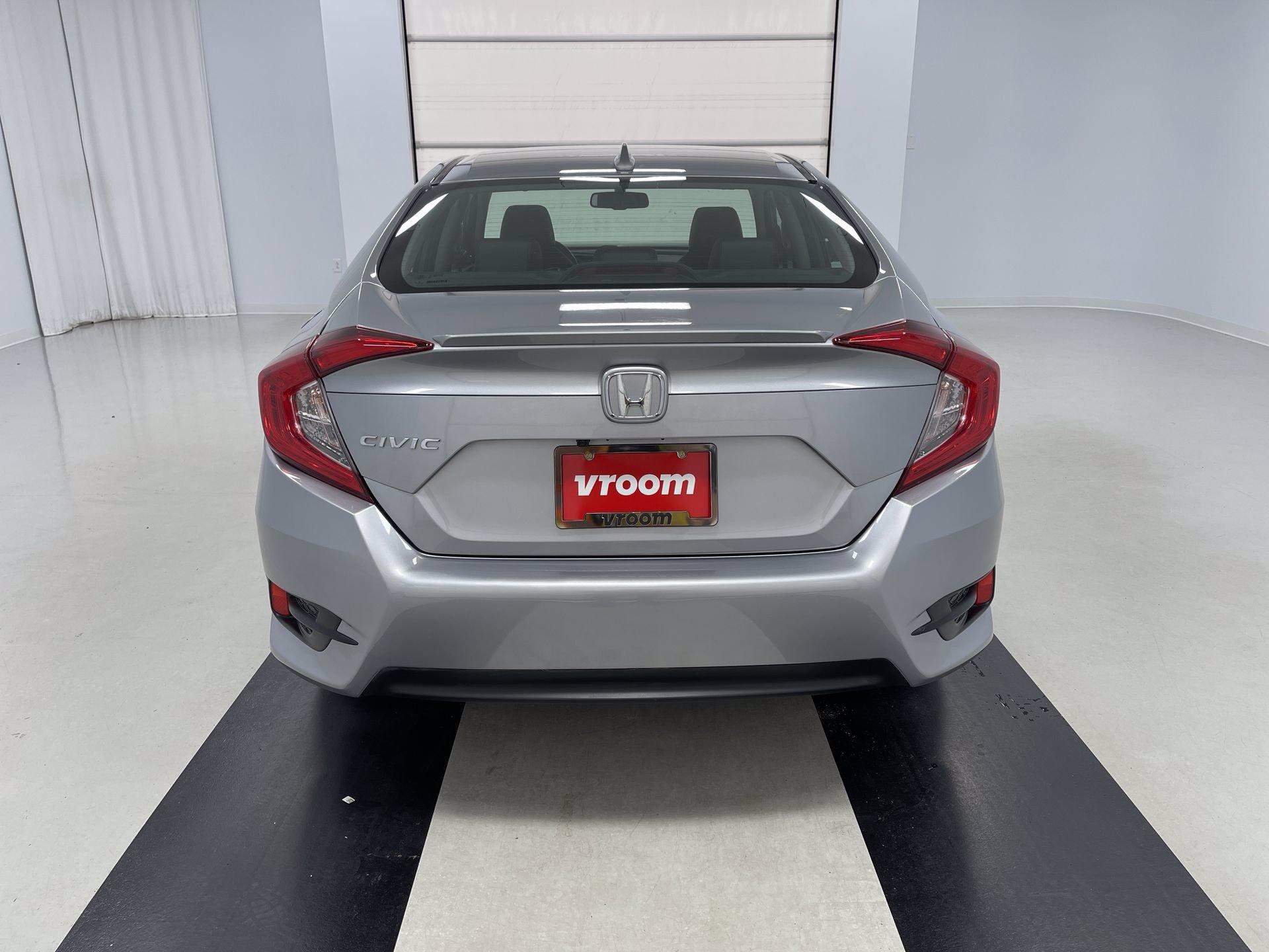 2017 Honda Civic EX-L