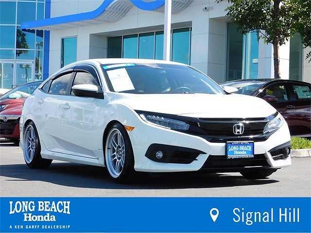 Honda Civic 2018 $19491.00 incacar.com