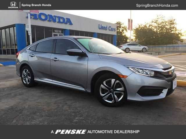 Honda Civic 2018 $14965.00 incacar.com