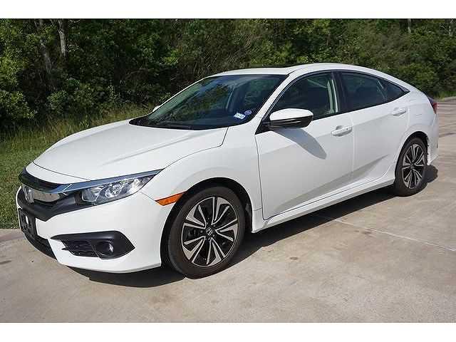 Honda Civic 2018 $23295.00 incacar.com