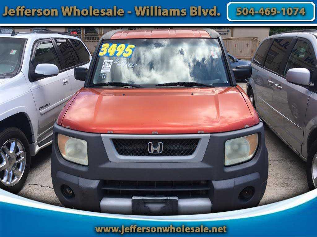 Honda Element 2003 $2995.00 incacar.com