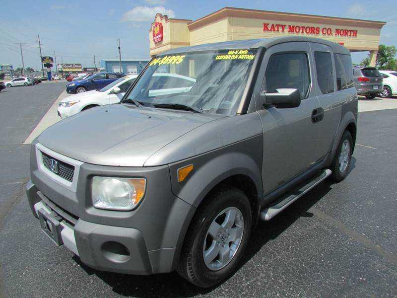 Honda Element 2004 $6995.00 incacar.com