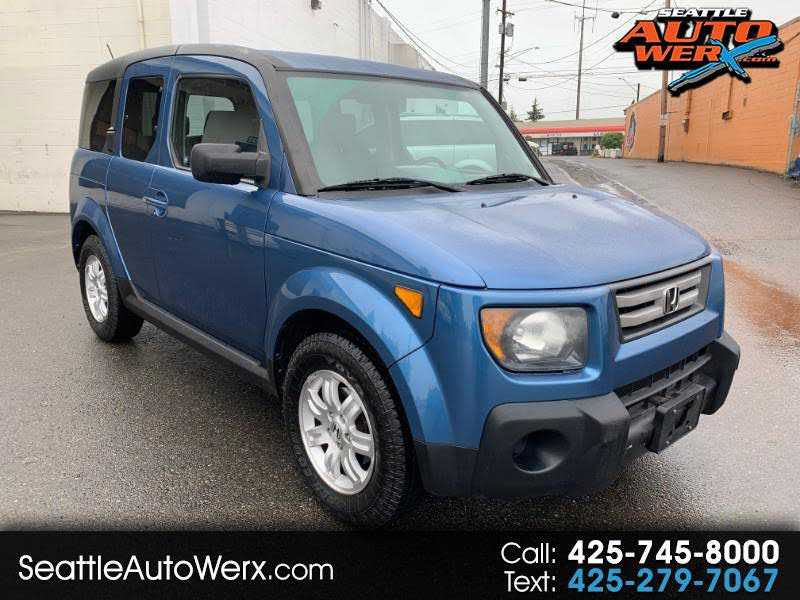 Honda Element 2007 $3995.00 incacar.com