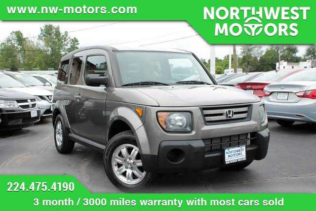Honda Element 2007 $9495.00 incacar.com