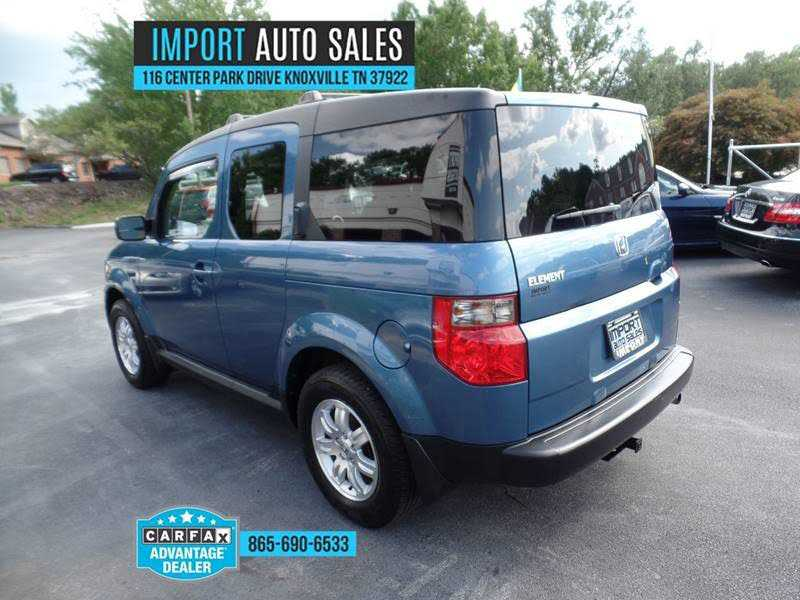 used Honda Element 2008 vin: 5J6YH18708L012558