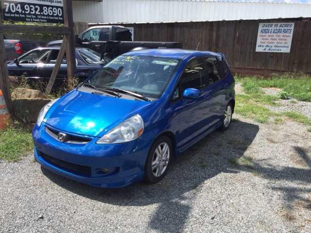 Honda Fit 2007 $3500.00 incacar.com