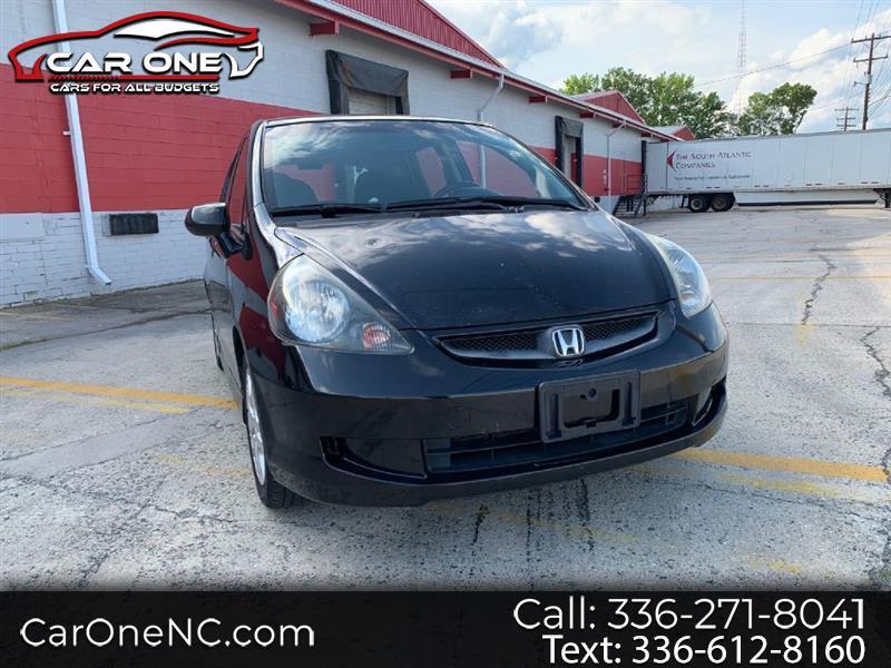 Honda Fit 2008 $3000.00 incacar.com