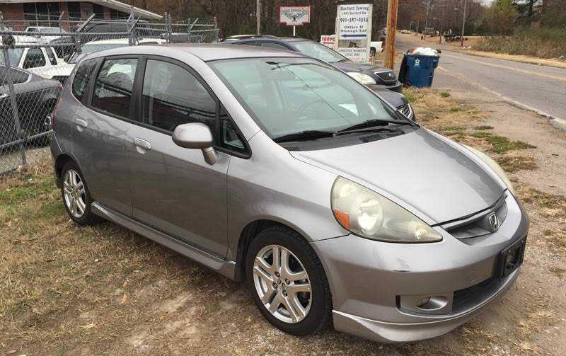 Honda Fit 2008 $4999.00 incacar.com