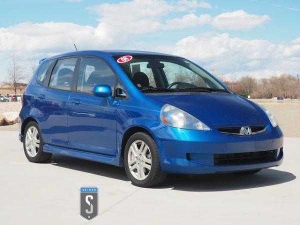 Honda Fit 2008 $3700.00 incacar.com
