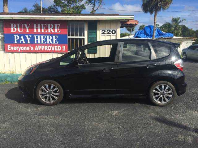 Honda Fit 2013 $11990.00 incacar.com