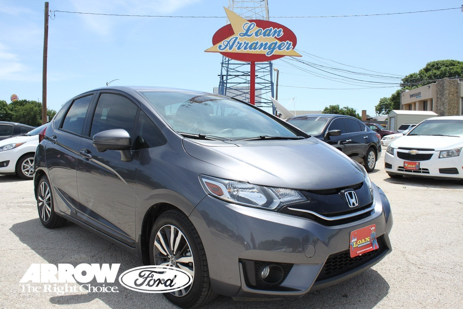 Honda Fit 2017 $15780.00 incacar.com