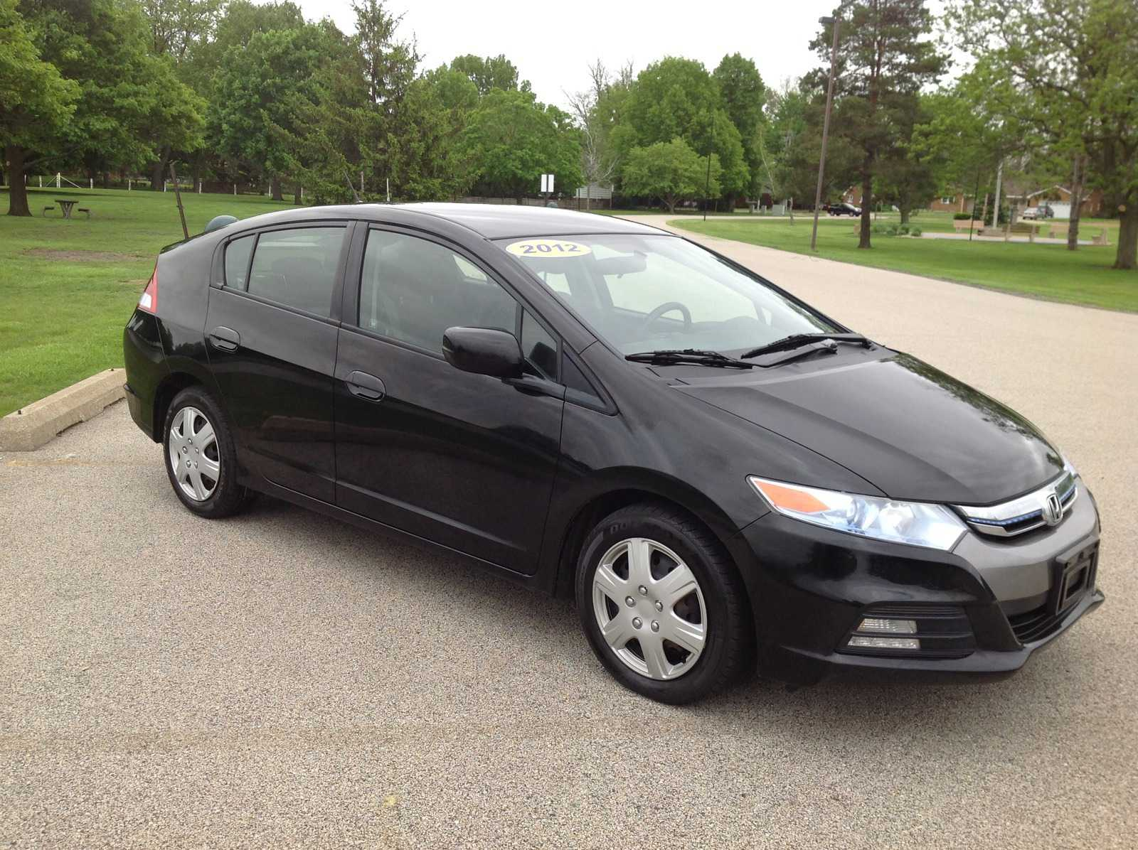 used Honda Insight 2012 vin: JHMZE2H59CS001787
