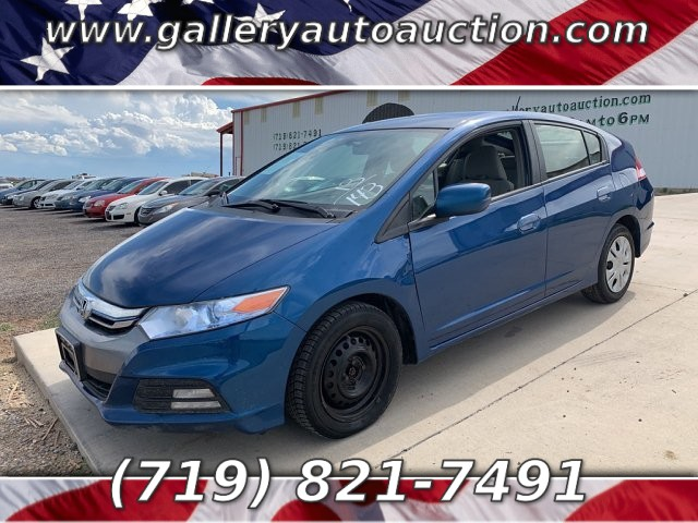 used Honda Insight 2013 vin: JHMZE2H37DS003084