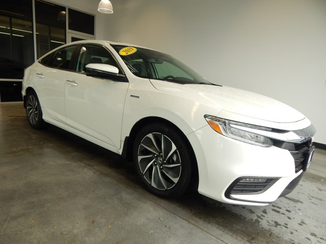 used Honda Insight 2019 vin: 19XZE4F96KE028045