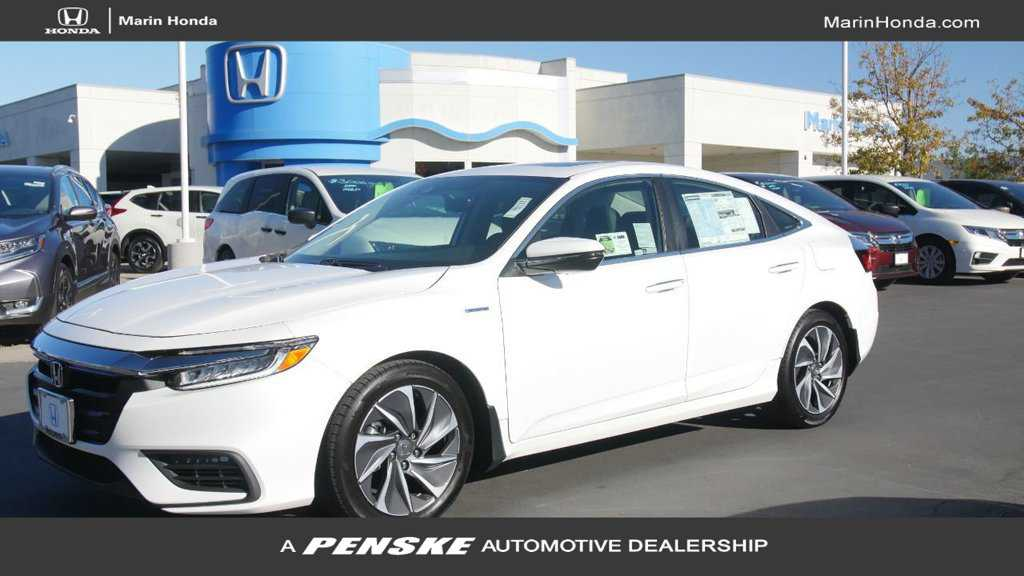 used Honda Insight 2019 vin: 19XZE4F94KE027721