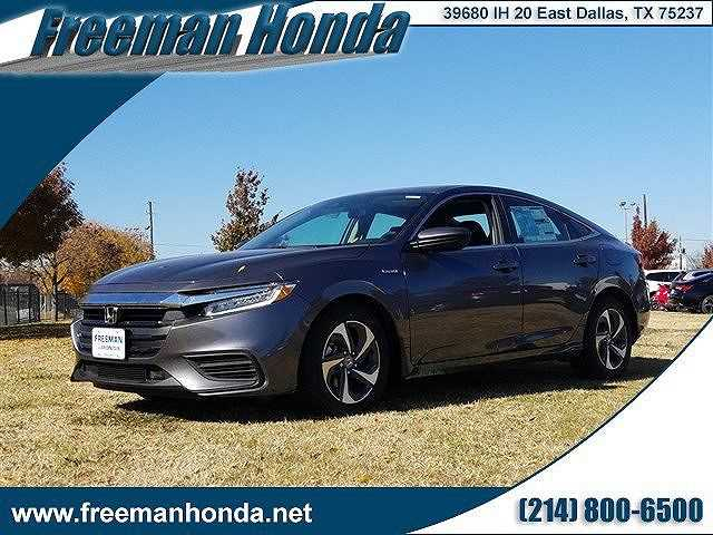 Honda Insight 2019 $24381.00 incacar.com