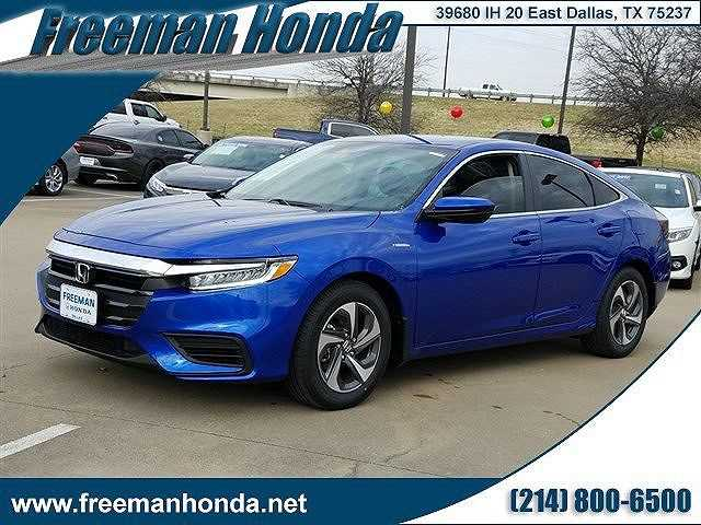 Honda Insight 2019 $25228.00 incacar.com