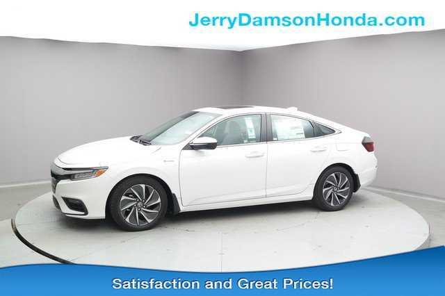 used Honda Insight 2019 vin: 19XZE4F97KE019628