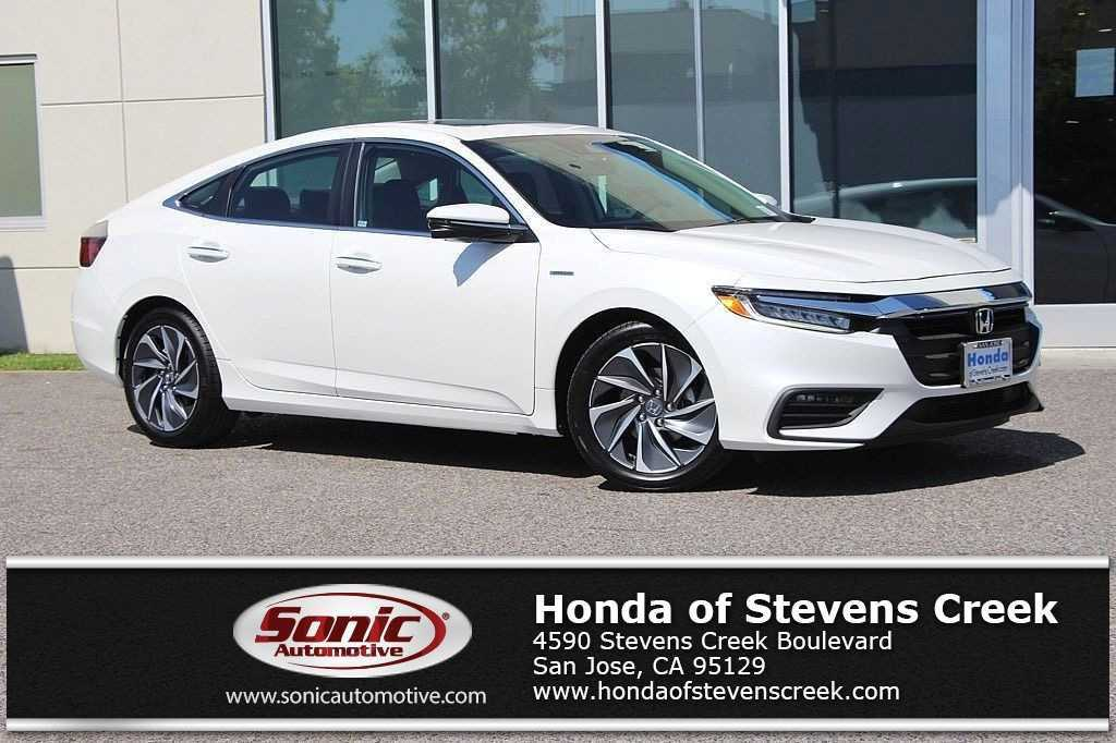 used Honda Insight 2019 vin: 19XZE4F94KE023782