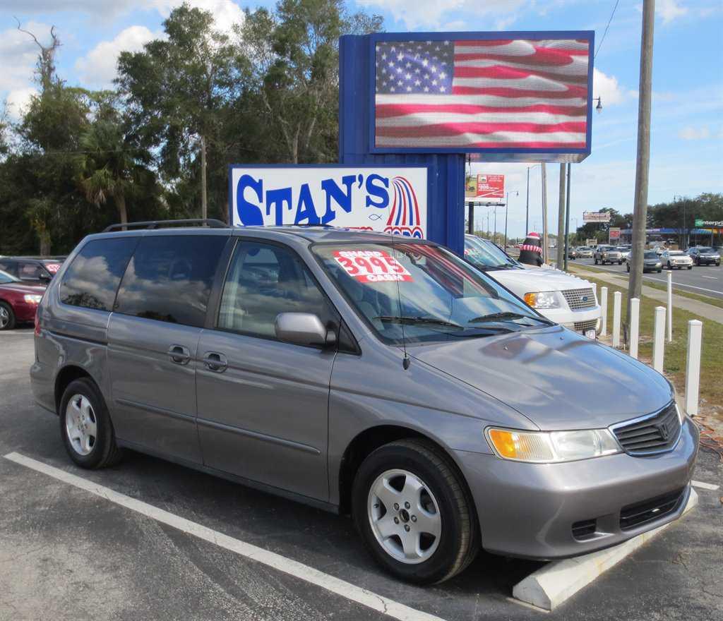 Honda Odyssey 2000 $2995.00 incacar.com