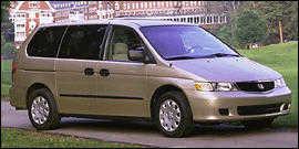 Honda Odyssey 2000 $2991.00 incacar.com