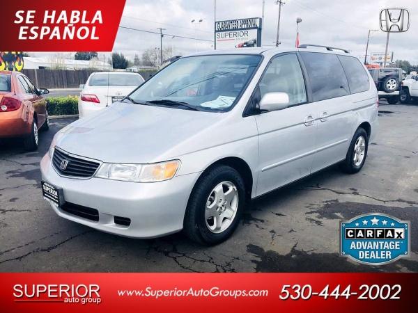 Honda Odyssey 2001 $5499.00 incacar.com