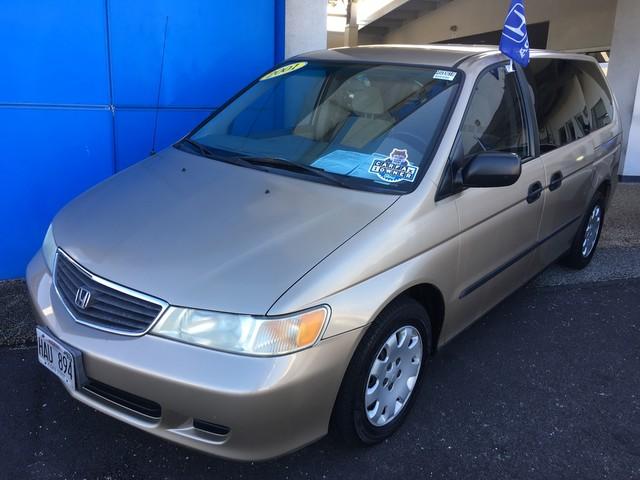 Honda Odyssey 2001 $5991.00 incacar.com