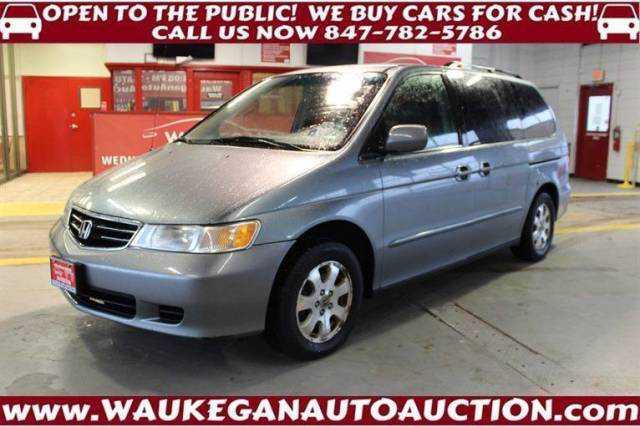 Honda Odyssey 2002 $1000.00 incacar.com
