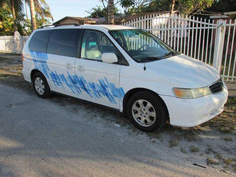 Honda Odyssey 2002 $1450.00 incacar.com