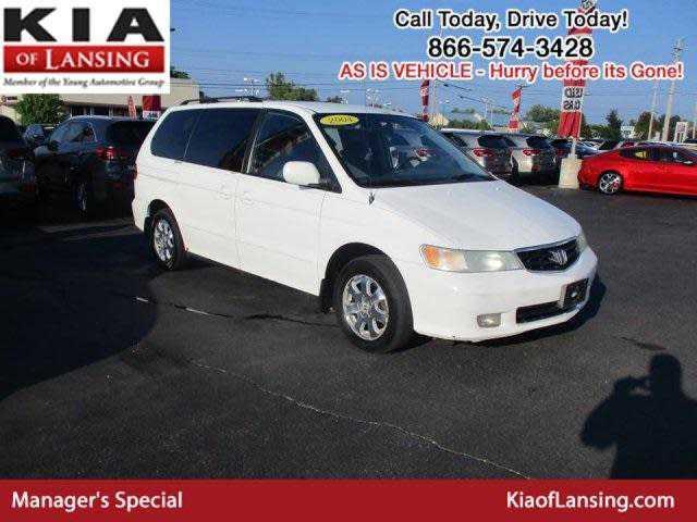 Honda Odyssey 2004 $1750.00 incacar.com