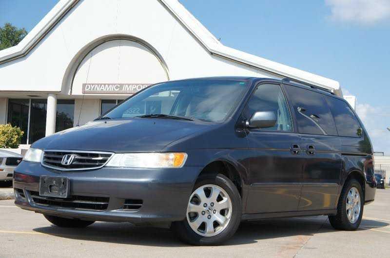 Honda Odyssey 2004 $2377.00 incacar.com