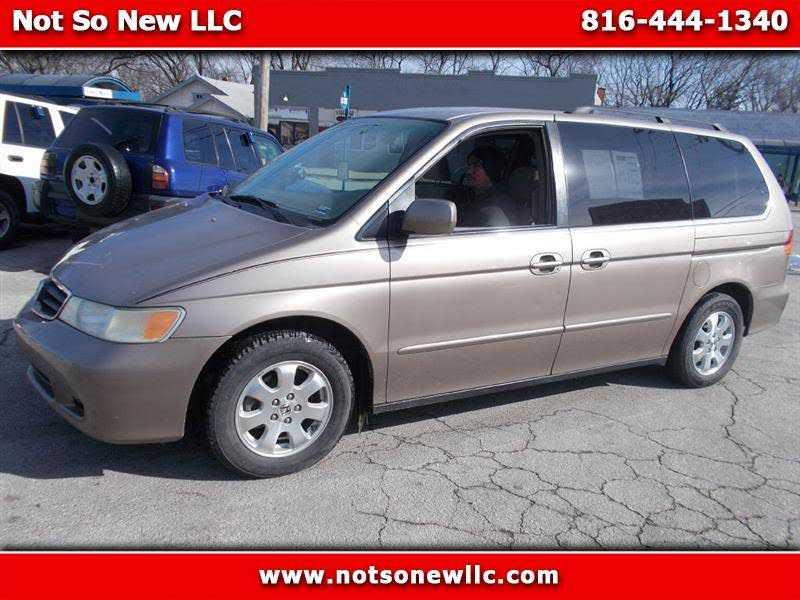 Honda Odyssey 2004 $1698.00 incacar.com
