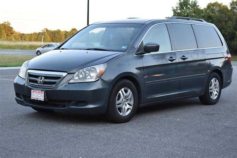 Honda Odyssey 2005 $1695.00 incacar.com