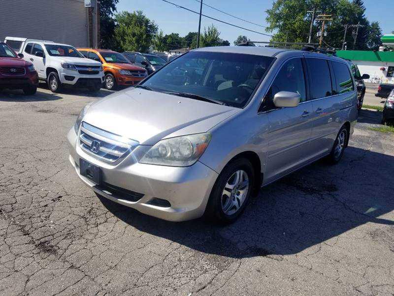 Honda Odyssey 2006 $3995.00 incacar.com