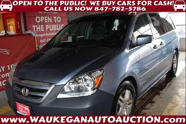 Honda Odyssey 2006 $1800.00 incacar.com