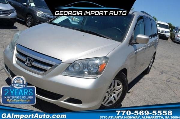 Honda Odyssey 2006 $3747.00 incacar.com