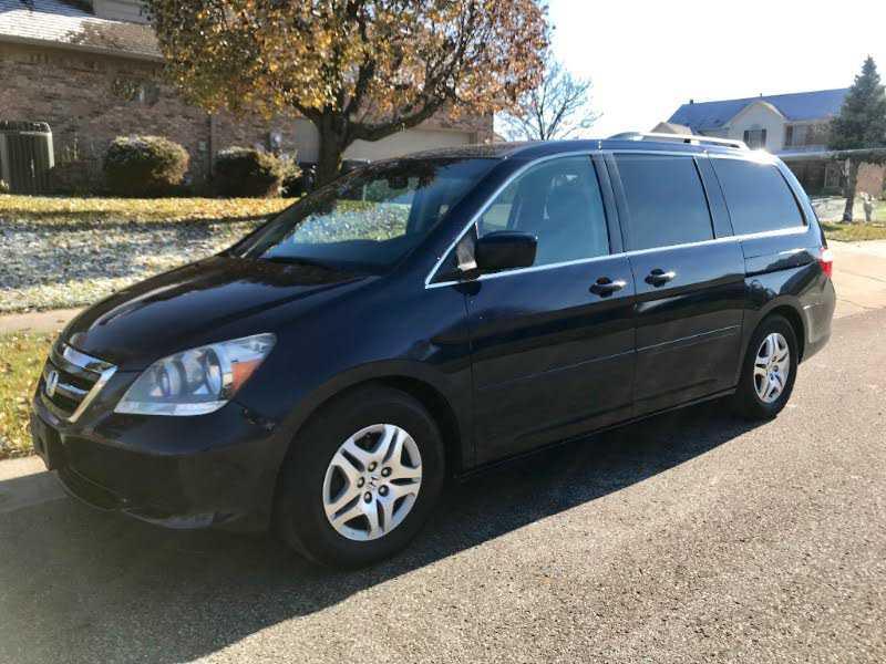 Honda Odyssey 2007 $2900.00 incacar.com