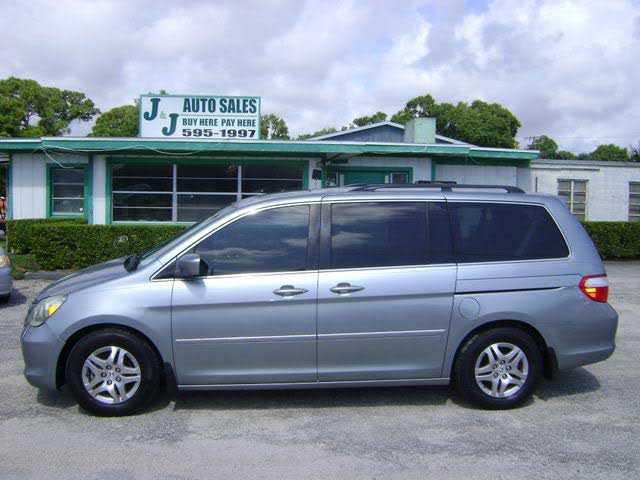 Honda Odyssey 2007 $2297.00 incacar.com