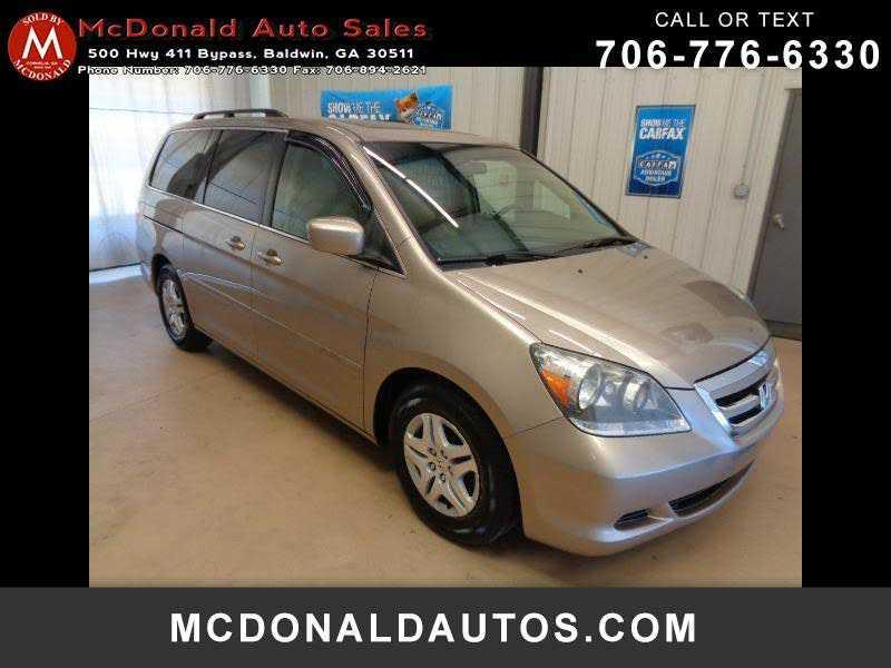 Honda Odyssey 2007 $4995.00 incacar.com