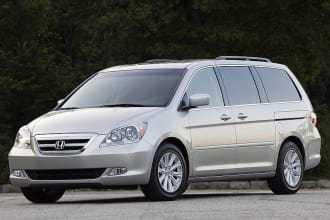 Honda Odyssey 2007 $4500.00 incacar.com